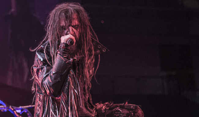 Rob Zombie Photo Gallery